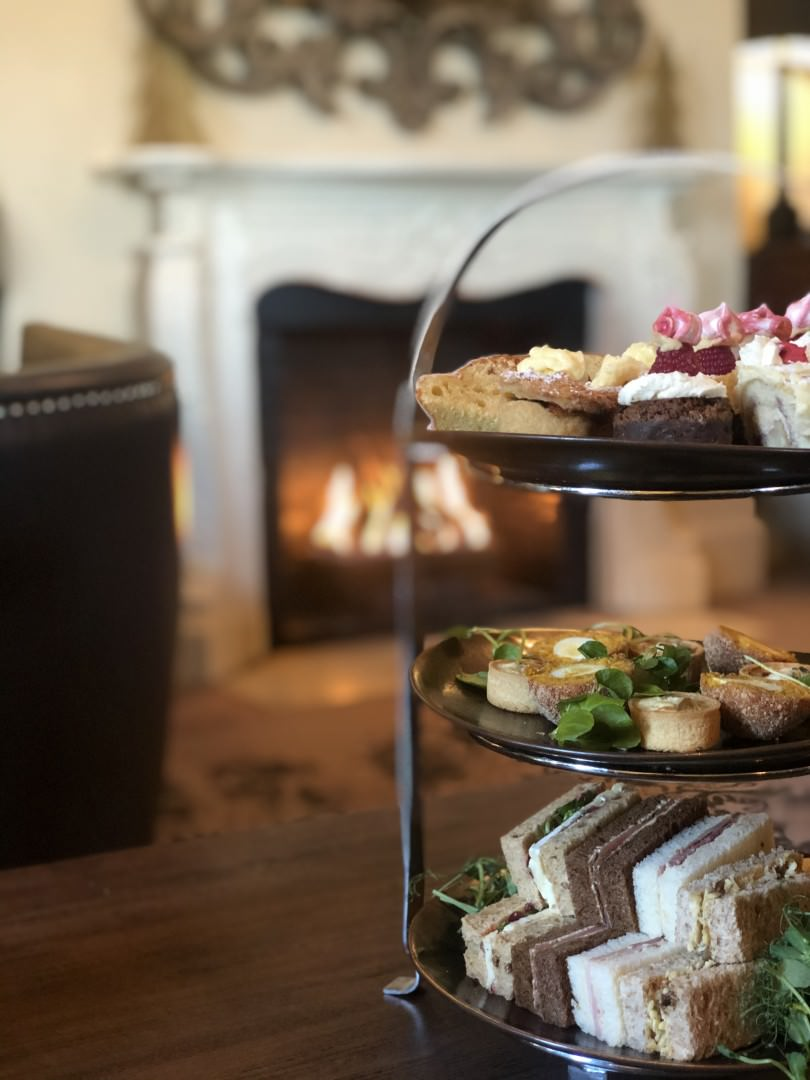 Christmas Afternoon Tea at Milsom Hotels