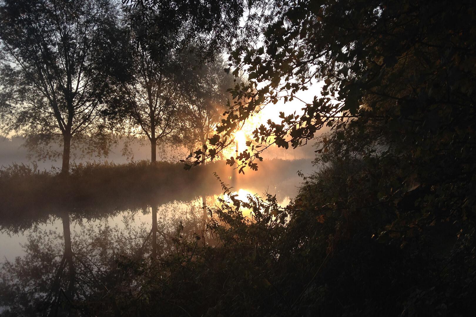 Autumn at Milsoms in Dedham