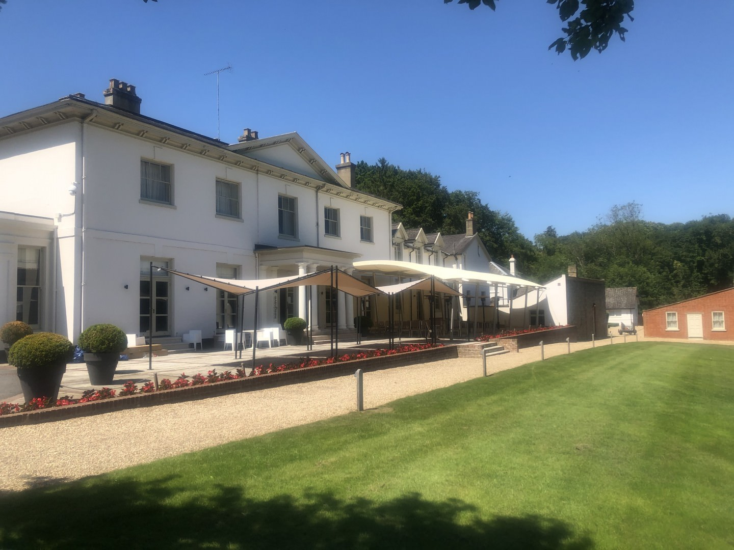Milsoms Kesgrave Hall re-opens on Saturday 4th July