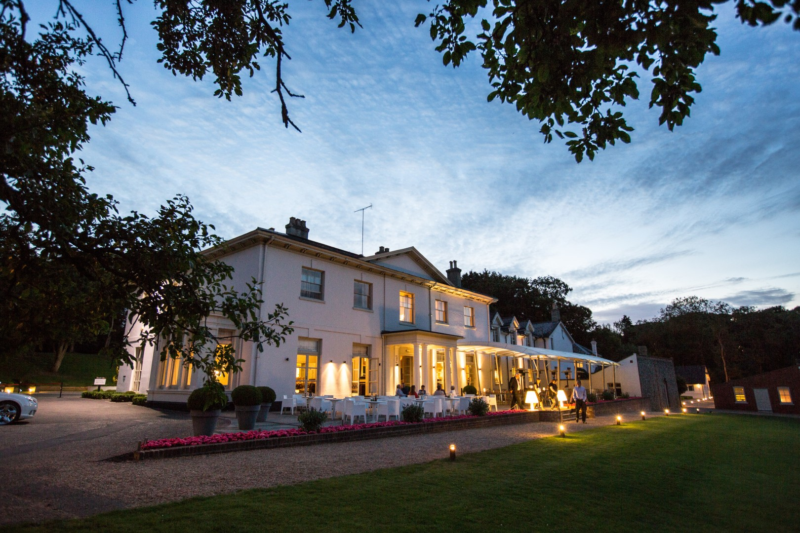 TWO NIGHTS –  Dinner, Bed, Bubbles at Milsoms Kesgrave Hall