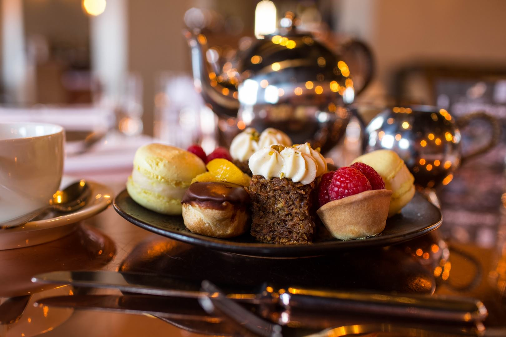 Afternoon Tea is back at The Pier and Milsoms Kesgrave Hall