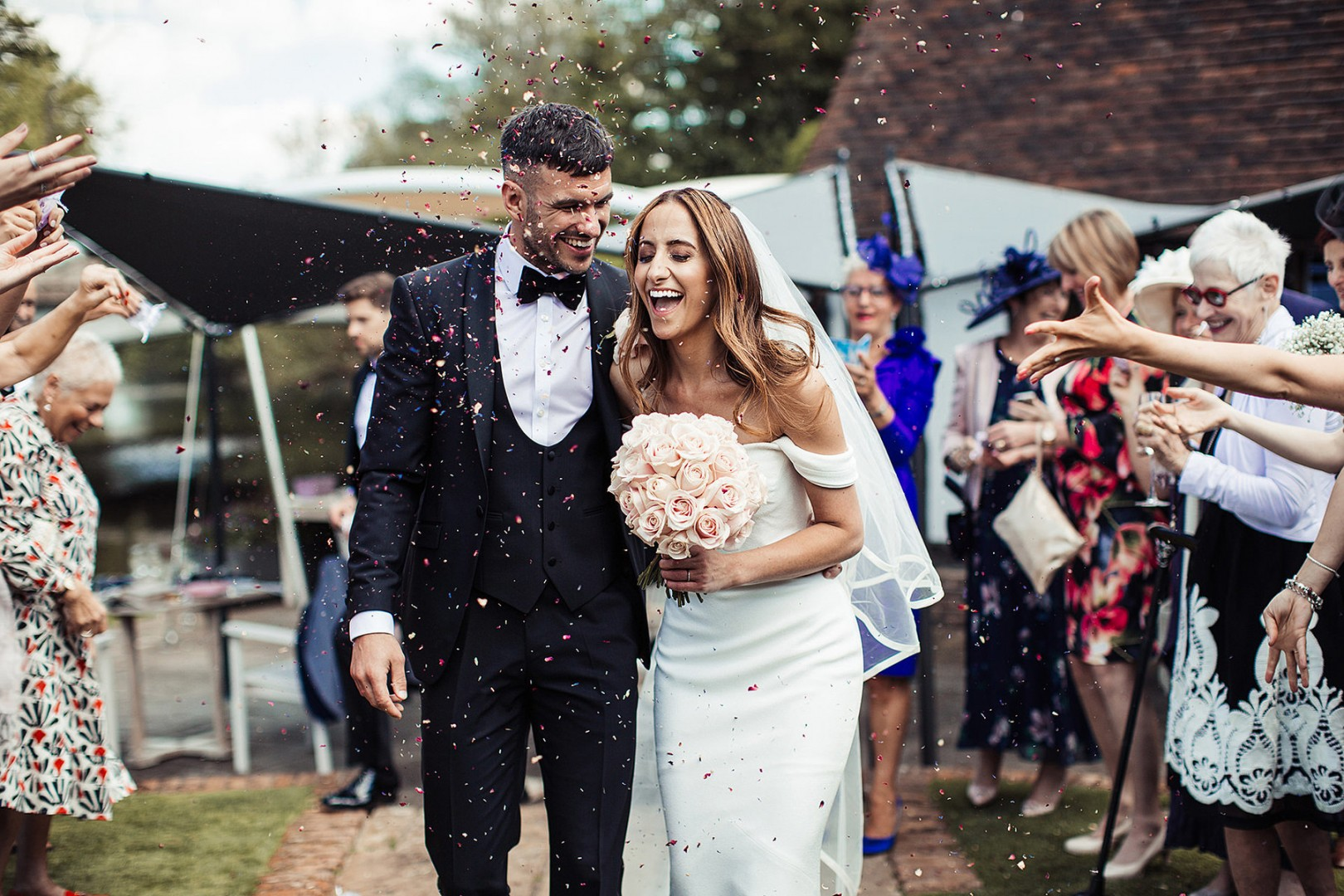 Milsom Weddings, Spring Open Days in Essex and Suffolk – May 2021